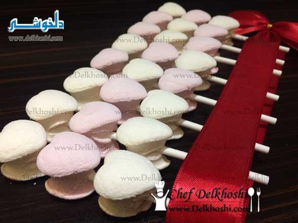 Valentine-heart-Marshmallow-Lollipops-13