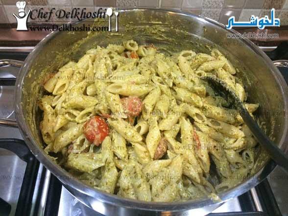 creamy-pesto-penne-pasta-recipe-8