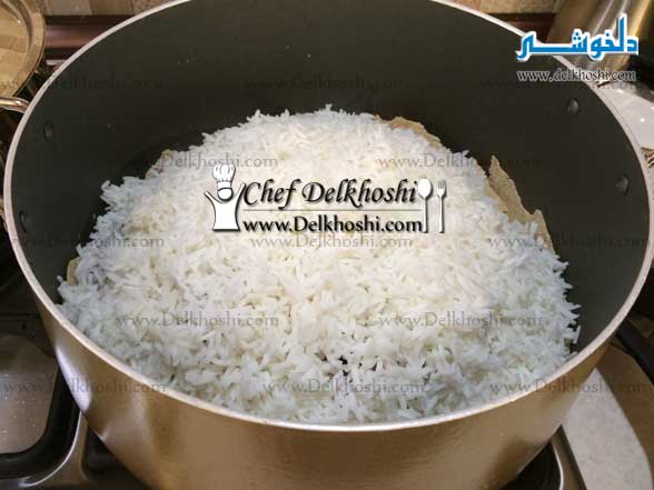 Albaloo-Polo (Rice-with-Sour-Cherries)-4