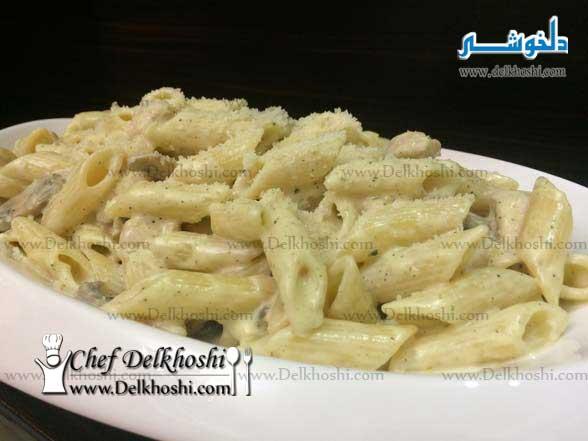 chicken-alfredo-penne pasta-13