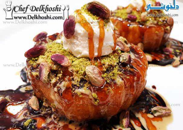 Pumpkin-dessert-kabak-tatlisi-1