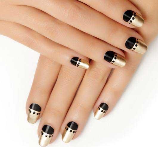 Beautiful Nails Art Wallpapers: مدل های جدید و بسیار زیبای طراحی ناخن