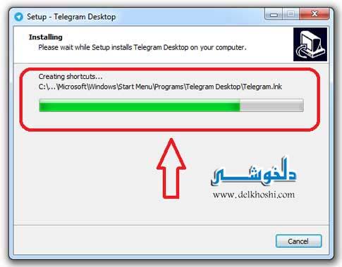 نصب+تلگرام+برای+کامپیوتر