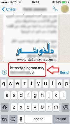 The best: edit message in telegram channel