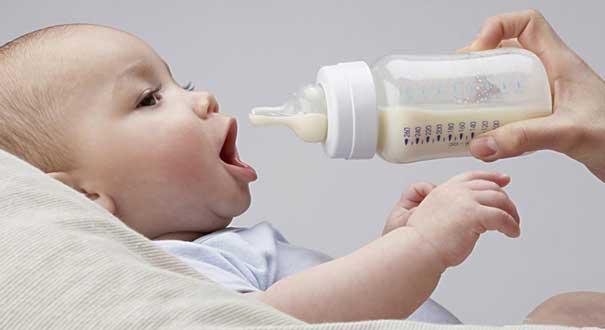عکس+شیشه+شیر+نوزاد
