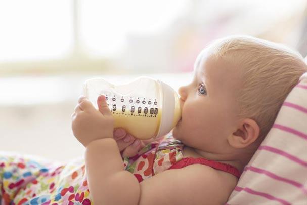 روش از شیر گرفتن، قطع شیر مادر