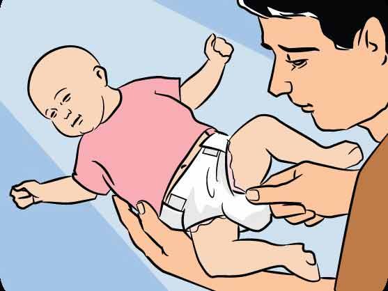 گریه کودک، دلیل گریه نوزاد