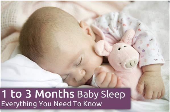 میزان خواب نوزاد، خواباندن نوزاد